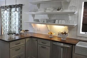 Photo of a kitchen to discuss prepping your home to sell.