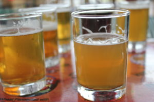 Photo of some beers for an article on the best places to get a drink in Shorewood.