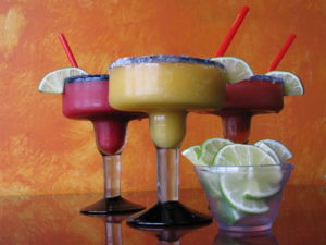 Photo of margaritas for an article about the best place to get a drink in Shorewood.