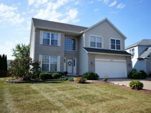Photo of a Plainfield home for an article about the top 5 Plainfield subdivisions.