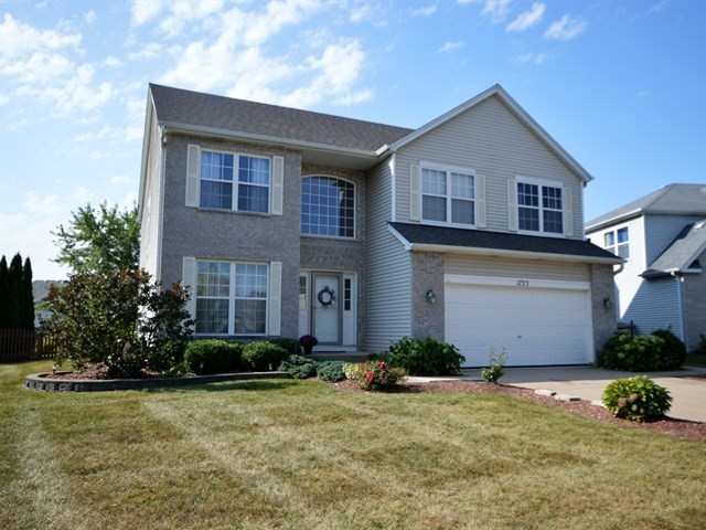 Photo of a Plainfield home for an article about the top 10 Plainfield subdivisions.